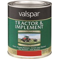 Valspar 18-4431 Tractor and Implement Enamel Paint