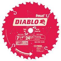Diablo D0724A Circular Saw Blade
