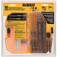 Dewalt DW5366 Anchor Drive Installation Kit
