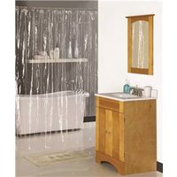 Homebasix SD-PCP01-C3L Shower Curtains