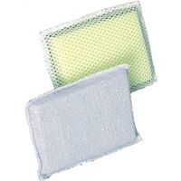 SPONGE SCOUR TERRY CLOTH/MESH