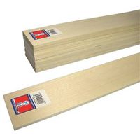 Midwest Products 4306  Basswood Sheets