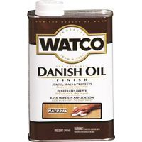 Rustoleum 242218 Watco Interior Danish Oil Finish