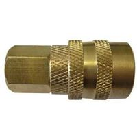 COUPLER COMPR ACC 1/4IN FEMALE