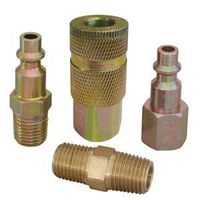 KIT COUPLER COMPR 1/4IN 4PC