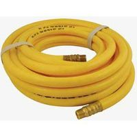 HOS FLEX 1/4INX25FT MNPT PVC