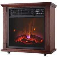Cambria EF5701 Compact Movable Electric Fireplace