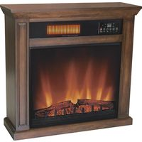FIREPLACE QUARZ REMOTE AINSLEY
