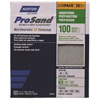 SANDPAPER 100GRIT 9X11IN