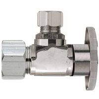 Plumb Pak PP61PCLF 1/4 Turn Angle Shut-Off Valve