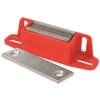 Master Magnetics 07502 Latch Magnet With Strike Plate