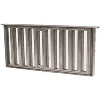 Lomanco 179 Foundation Vent with 3-Slide Shutter