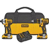 DeWalt DCK281D2 Cordless Drill Kit