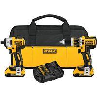 DeWalt DCK286D2 Cordless Drill Kit