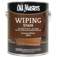 Old Masters 13001 Interior/Exterior Wiping Stain