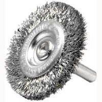 Weiler 36411 Coarse Grade Crimped Wire Wheel Brush