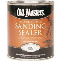 Old Masters 45004 Oil Based Sanding Sealer