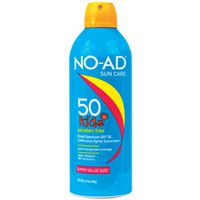 No-Ad Suntan 291 Kids Continuous Spray