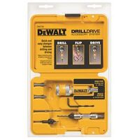 DRILL DRIVE ASSORTED 8PC