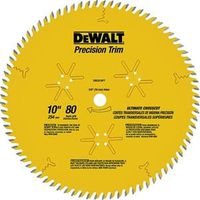 CIRC SAW BLADE 10IN 80T