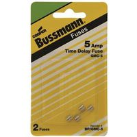 FUSE TIME DELAY MEDIUM 5AMP