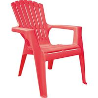 CHAIR ADK KIDS CHERRY RED