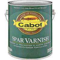 Cabot 8042 Oil Based Spar Varnish