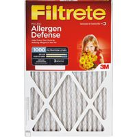 Filtrete 9807DC-6 Micro Allergen Pleated Air Filter