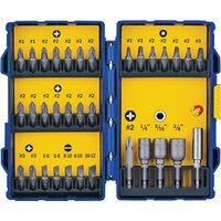 Irwin 3057017 Screwdriver Bit Set