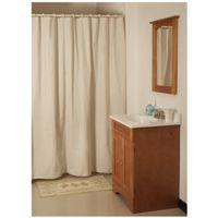 Homebasix SD-MCP01-W3L Shower Curtains