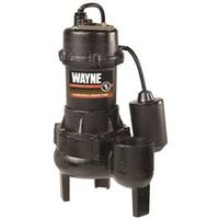 Wayne RPP50 Sewage Pumps