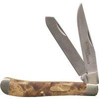Old Timer Gunstock 94OTW Trapper Folding Pocket Knife