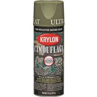 Krylon 4296 Camouflage Spray Paint