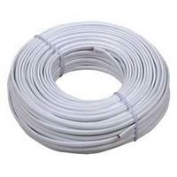 LN CRD STAT 50FT 24AWG WHT