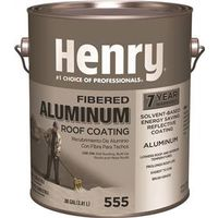 Aqua-Brite 555 Aluminum Roof Coating