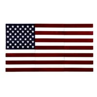 ART WALL AMERICAN FLAG 8.3SQFT