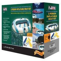 RAFT INFLATABLE 2PERSON VNYL