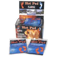 PADS HOT 2X30G FOOT 2/PK