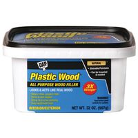 Dap Plastic Wood Latex Based Wood Filler