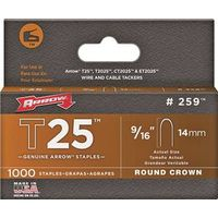 Arrow Fastener 259  Staples
