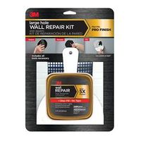 WALL REPAIR KIT LRG HOLE 12OZ