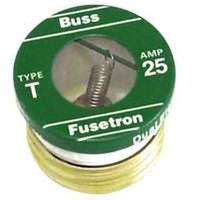 Bussmann T-25 Low Voltage Time Delay Plug Fuse