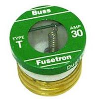 Bussmann T-30 Low Voltage Time Delay Plug Fuse