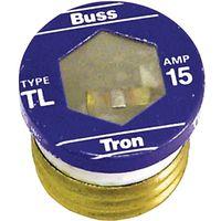 Bussmann TL-15 Time Delay Plug Fuse