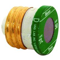 Bussmann TL-30 Low Voltage Time Delay Plug Fuse