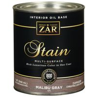 STAIN WOOD MALIBU GRAY 1QT
