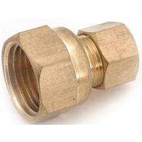 Anderson Metal 750097-0806 Brass Adapter