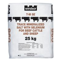 SALT BAG STOCK W/SELNM 25KG
