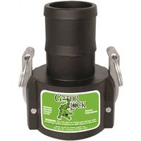 Green Leaf GLP200CNL Gator Lock Cam Lock Couplings