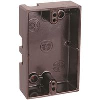 Carlon 5060-BROWN Phenolic Utility Box